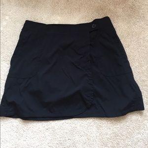 Patagonia wrap skirt